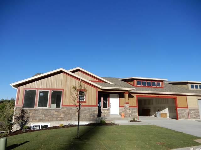5183 S Sunset Way #108, Ogden, UT 84403 (#1745679) :: Utah Real Estate