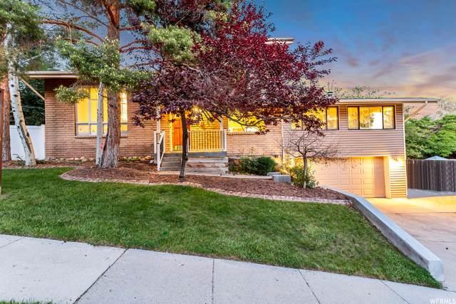 876 N Terrace Hills Dr, Salt Lake City, UT 84103 (#1745698) :: Doxey Real Estate Group