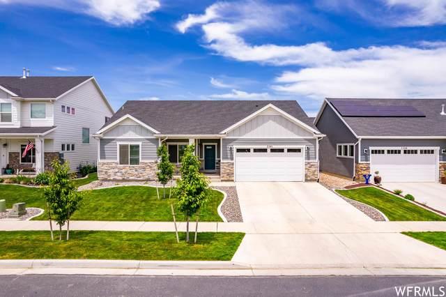 2385 E Purple Sage Dr, Spanish Fork, UT 84660 (#1745712) :: Bustos Real Estate | Keller Williams Utah Realtors