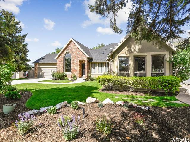 8679 S Sugarloaf Cir, Sandy, UT 84093 (MLS #1745770) :: Lookout Real Estate Group