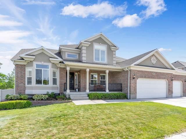 2857 W Sanborn Dr S, Riverton, UT 84065 (#1745784) :: Bustos Real Estate | Keller Williams Utah Realtors