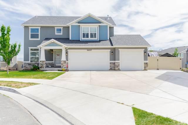 14217 S Quiet Meadow Cir W, Herriman, UT 84096 (#1745792) :: Gurr Real Estate