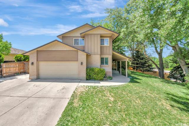 8024 S Old Coventry Cir, Cottonwood Heights, UT 84093 (#1745832) :: UVO Group | Realty One Group Signature