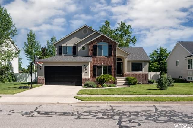 71 E 475 S, Kaysville, UT 84037 (#1745879) :: Bustos Real Estate | Keller Williams Utah Realtors