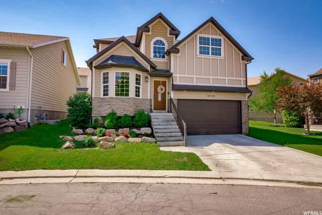 4728 E Lexi Loop, Eagle Mountain, UT 84005 (#1745889) :: Utah Real Estate