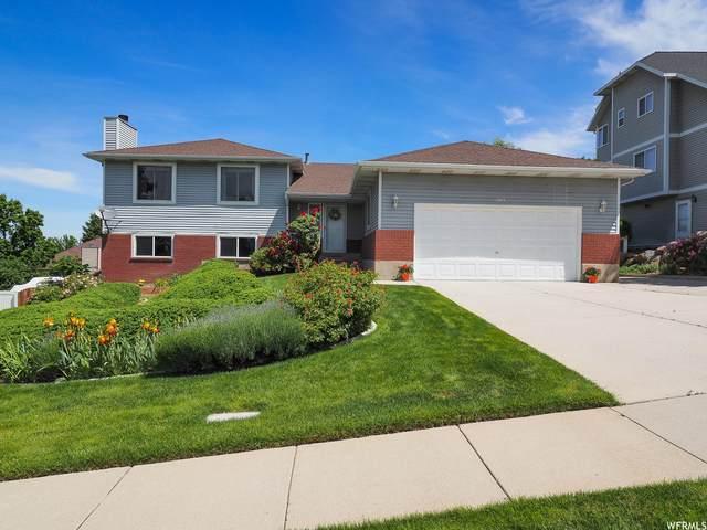 1263 E Grayson Ct S, Sandy, UT 84094 (#1745912) :: Utah Real Estate