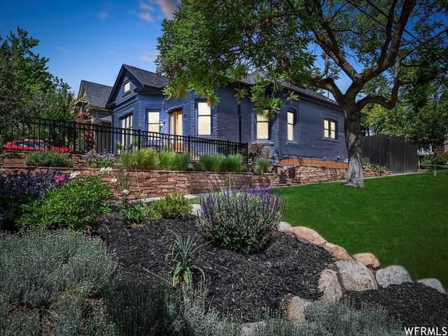 202 N I St E, Salt Lake City, UT 84103 (#1745941) :: Gurr Real Estate