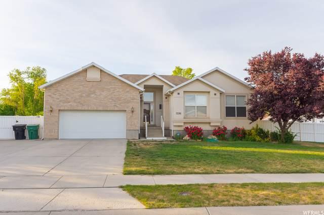 5296 W Mountain Vista Dr S, West Jordan, UT 84081 (#1745947) :: Utah Real Estate