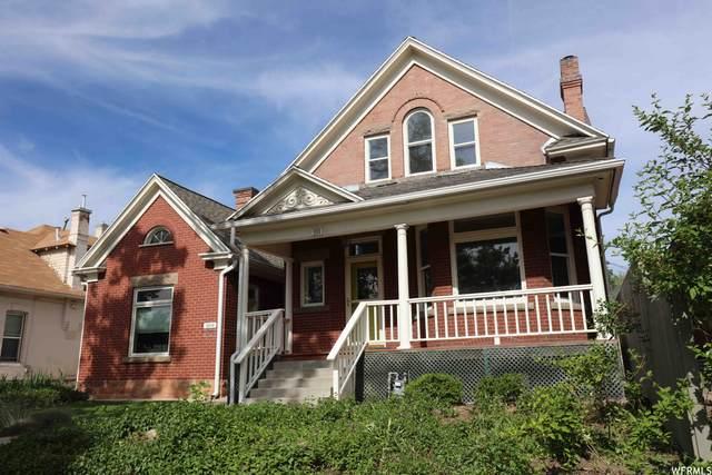 309 S 1300 E, Salt Lake City, UT 84102 (#1745970) :: Utah Real Estate
