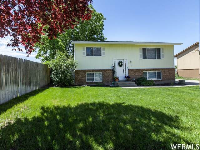 317 W 2300 S, Clearfield, UT 84015 (#1745973) :: Exit Realty Success