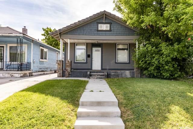 338 S 1000 W, Salt Lake City, UT 84104 (#1745978) :: Utah Real Estate