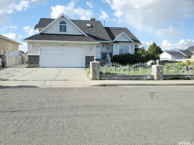 1334 W 3815 S, Salt Lake City, UT 84123 (#1745979) :: Utah Real Estate