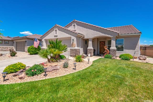 4561 S Copper River Dr W, St. George, UT 84790 (MLS #1745987) :: Lookout Real Estate Group