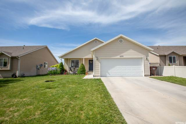 2105 E Frontier St, Eagle Mountain, UT 84005 (#1745989) :: UVO Group   Realty One Group Signature