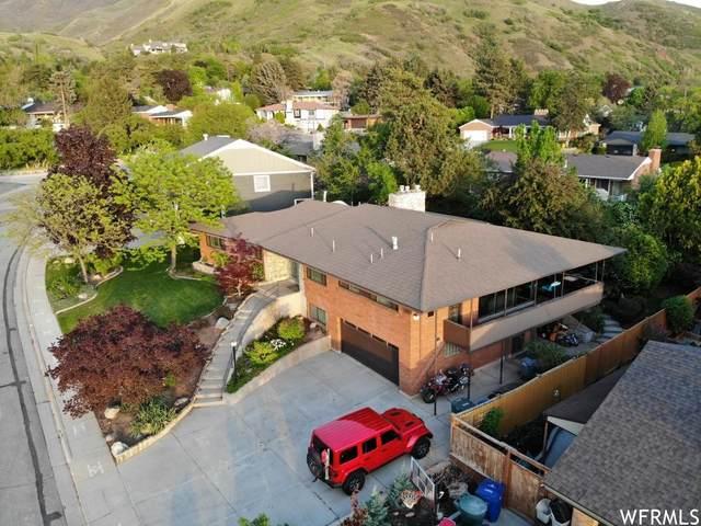 2886 E Oquirrh Dr S, Salt Lake City, UT 84108 (MLS #1745998) :: Summit Sotheby's International Realty