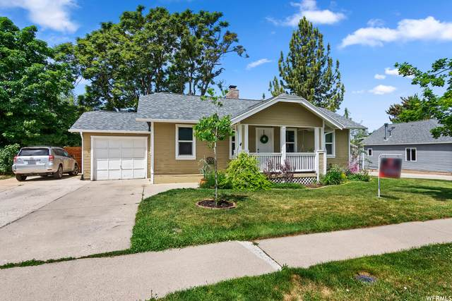 2822 S Dearborn St E, Salt Lake City, UT 84106 (#1746000) :: UVO Group | Realty One Group Signature
