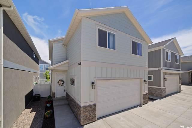 8658 N Oakridge Aly, Eagle Mountain, UT 84005 (#1746011) :: Utah Real Estate