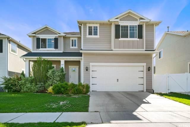 42 N Rue Borda, Vineyard, UT 84059 (#1746048) :: Utah Real Estate