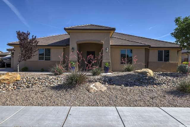3485 E Broken Mesa Dr, St. George, UT 84790 (#1746055) :: Powder Mountain Realty