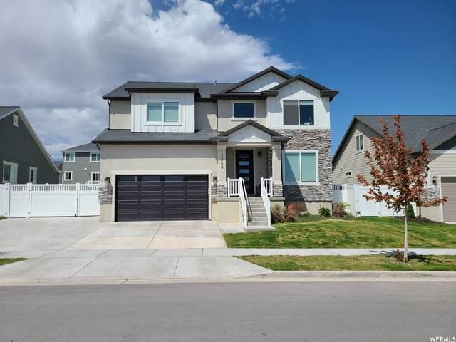 12454 S Oceanside Dr W, Herriman, UT 84096 (#1746061) :: Bustos Real Estate | Keller Williams Utah Realtors