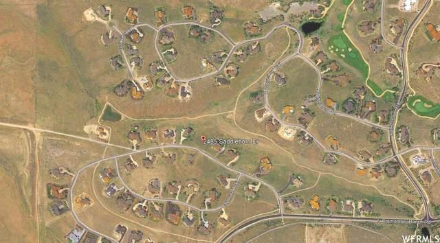 2485 Saddlehorn Dr W #12, Park City, UT 84098 (MLS #1746074) :: High Country Properties