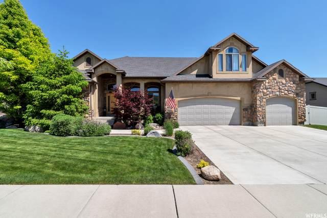6872 W Windy Ridge Dr, Herriman, UT 84096 (#1746081) :: Gurr Real Estate