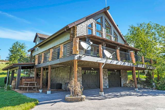 1706 S Hobble Creek Haven Rd, Springville, UT 84663 (#1746090) :: UVO Group | Realty One Group Signature