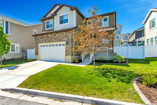 4933 W Yellow Topaz Dr, Herriman, UT 84096 (#1746111) :: UVO Group | Realty One Group Signature