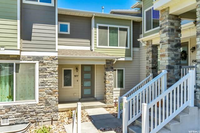977 W Cyan Valley Way S, Bluffdale, UT 84065 (#1746138) :: Utah Real Estate