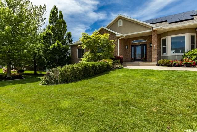 1986 E Cherokee Cir S, Ogden, UT 84403 (#1746148) :: Utah Best Real Estate Team | Century 21 Everest