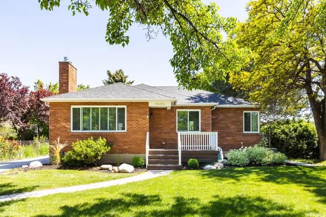 1830 E Blaine Ave S, Salt Lake City, UT 84108 (#1746166) :: Utah Real Estate