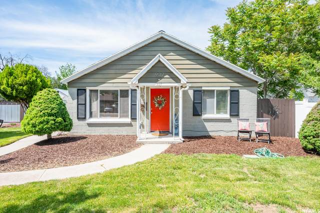 937 E Garden Dr S, Salt Lake City, UT 84124 (#1746204) :: Doxey Real Estate Group