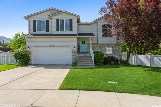 482 S 1300 E, Layton, UT 84041 (#1746214) :: Utah Real Estate