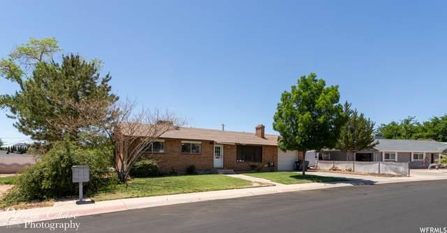 2609 El Dr, Santa Clara, UT 84765 (#1746221) :: UVO Group | Realty One Group Signature