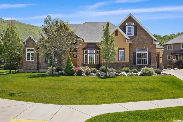 2420 E 8220 S, South Weber, UT 84405 (#1746227) :: Doxey Real Estate Group