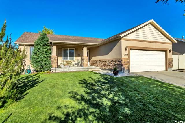 3129 S Crimson King Cv, West Valley City, UT 84128 (#1746247) :: Bustos Real Estate | Keller Williams Utah Realtors