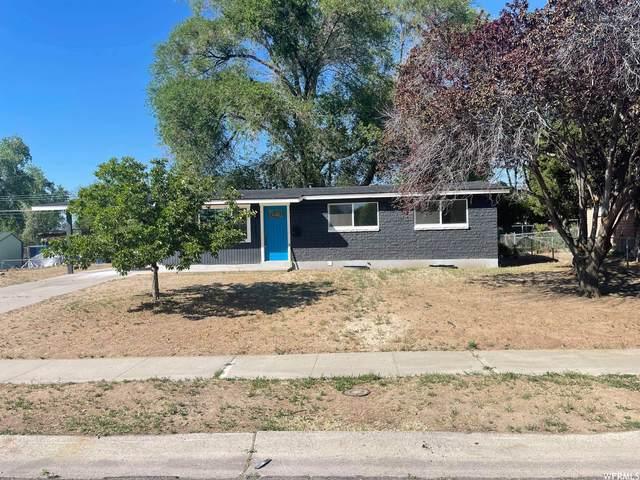 1043 E Serpentine Way, Sandy, UT 84094 (#1746267) :: Utah Real Estate
