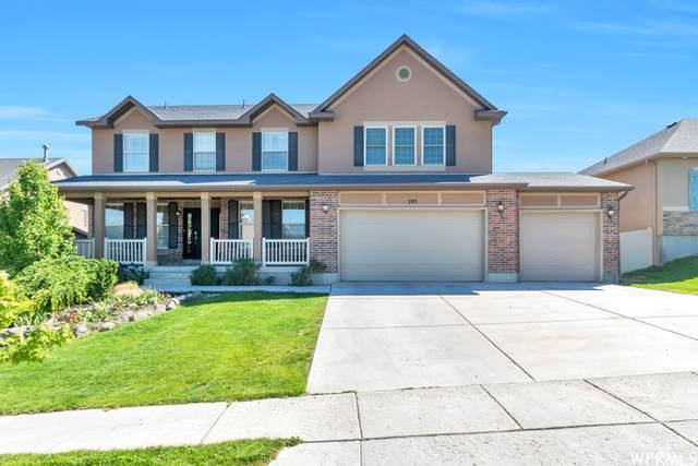 293 W Winter Wheat Way, Saratoga Springs, UT 84045 (#1746277) :: Utah Real Estate