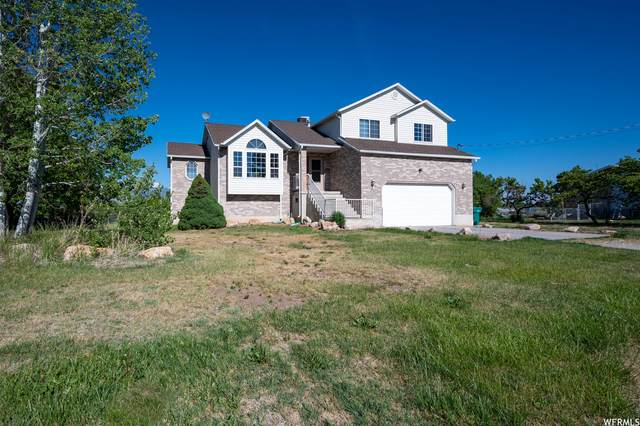 3910 S 5900 W, Hooper, UT 84315 (#1746286) :: Doxey Real Estate Group