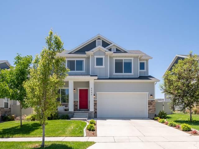 4942 E Sagebrush Ln, Eagle Mountain, UT 84005 (#1746295) :: Utah Real Estate