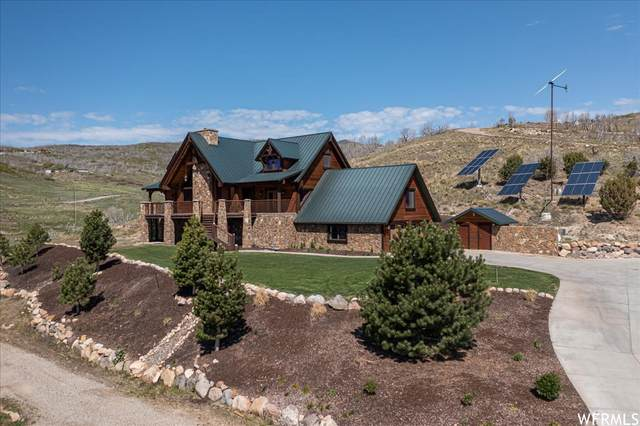 31790 N 6350 E, Fairview, UT 84629 (MLS #1746340) :: Lookout Real Estate Group