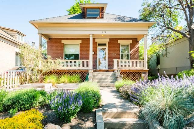 829 E Fourth Ave N, Salt Lake City, UT 84103 (#1746346) :: Utah Real Estate