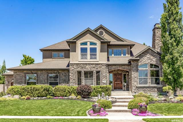 4164 W Mesquite Way E, Cedar Hills, UT 84062 (#1746361) :: UVO Group | Realty One Group Signature