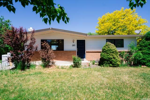 285 W 300 N, Smithfield, UT 84335 (#1746368) :: Gurr Real Estate