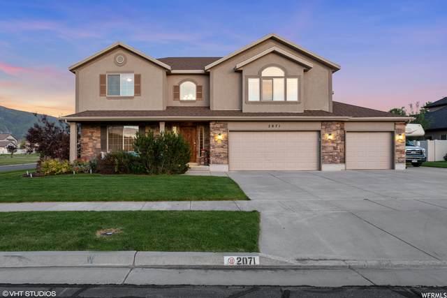 2071 W Stampede N, Farmington, UT 84025 (#1746380) :: Utah Best Real Estate Team | Century 21 Everest