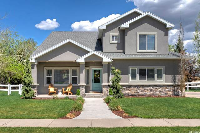 1643 W Fort Rd, Park City, UT 84098 (#1746383) :: The Perry Group