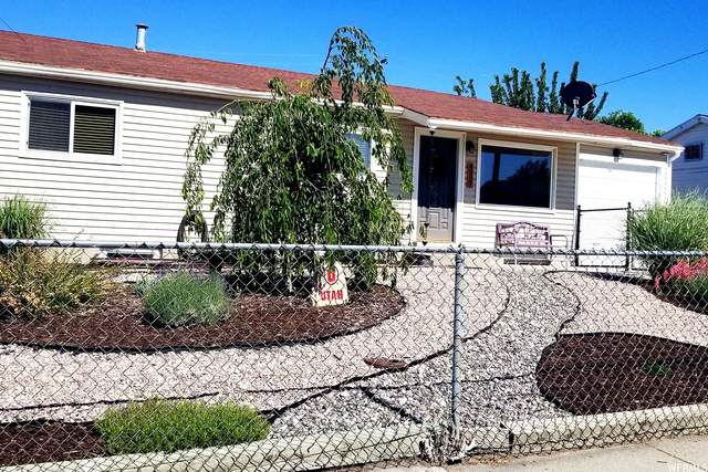 4957 S 4055 W, Salt Lake City, UT 84118 (#1746397) :: Bustos Real Estate | Keller Williams Utah Realtors