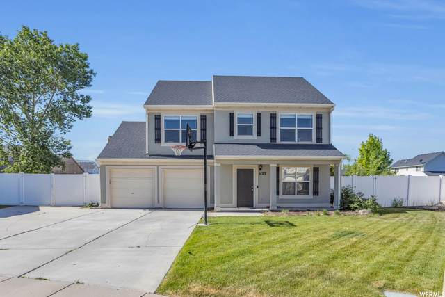 1423 W 1300 S, Woods Cross, UT 84087 (#1746402) :: UVO Group | Realty One Group Signature