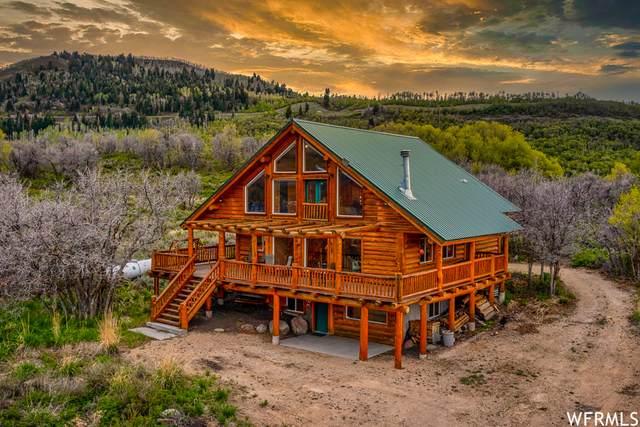 2204 Timber Lakes Dr, Heber City, UT 84032 (#1746416) :: Gurr Real Estate
