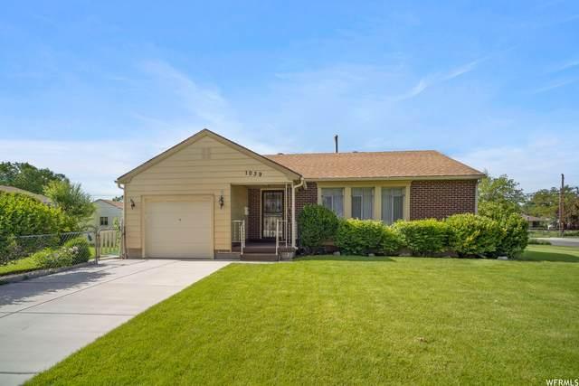 1039 W Eclipse Way N, Salt Lake City, UT 84116 (#1746418) :: Utah Real Estate